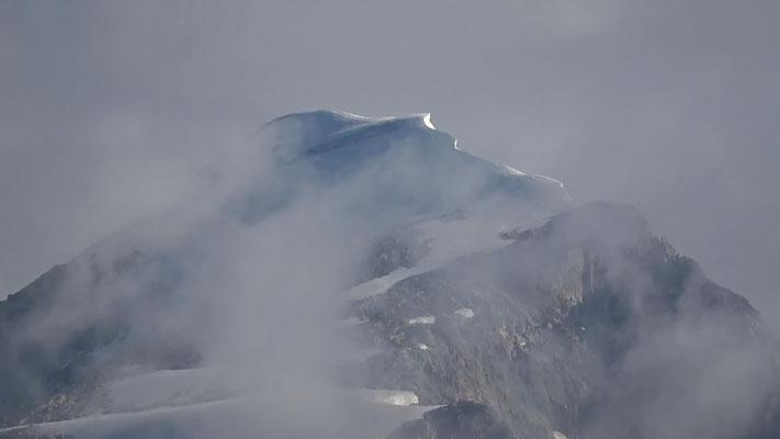 Galenstock-Gipfel - 3586 m