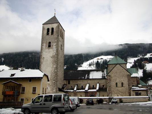 Franziskanerkloster in Innichen