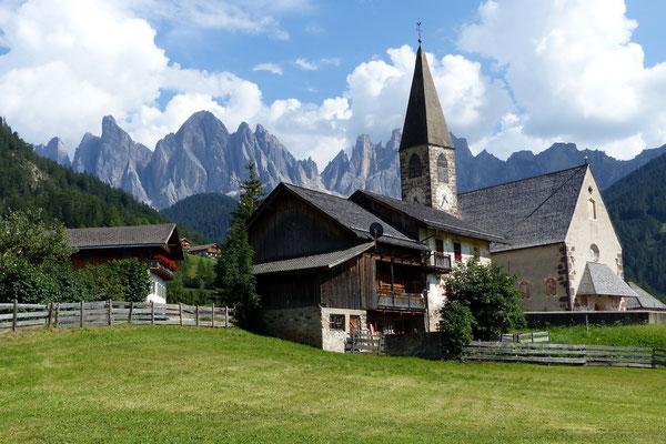 Geislerspitzen - Von St. Magdalena
