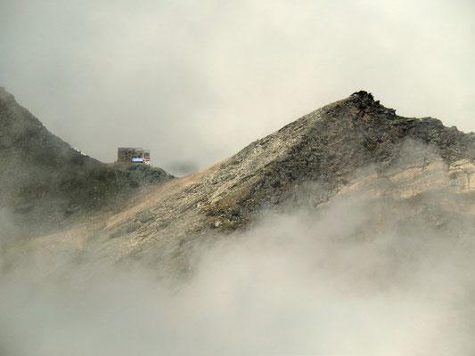 Britanniahütte 3030 M - Klein Allalin 3070 M