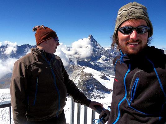 Seppo - Matterhorn - Chris