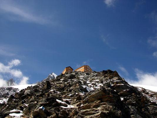 Mischalelhütte - 3335 M