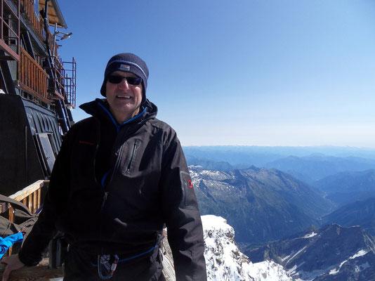 Persönliches Gipfelbild - 4554 M