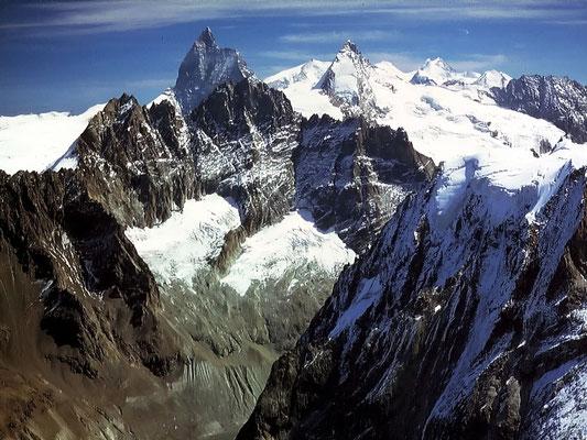 Matterhorn - Dent d'Hérens