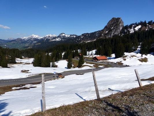 Zurück am Ibergeregg