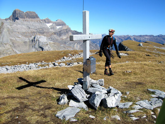 Gipfel - Hinter Eggstock