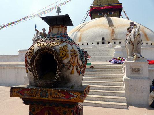 Boudhanath-Heiligtum