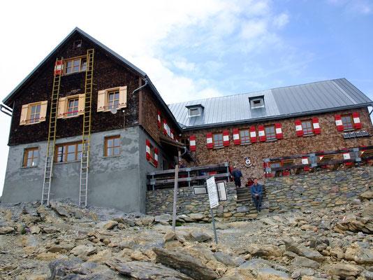 Mannheimer-Hütte - 2680 M