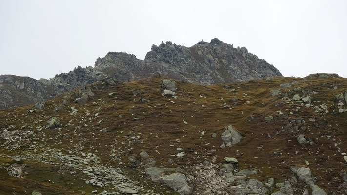 Risihorn - 2875 m