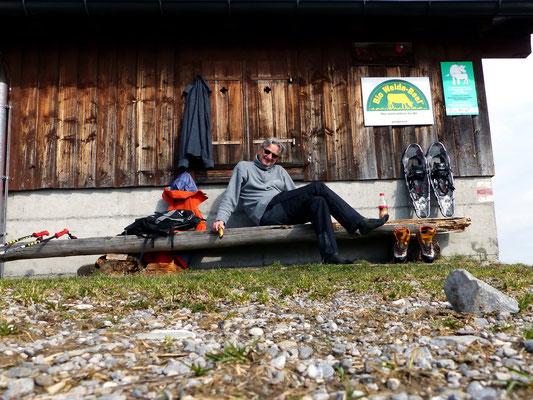Beim Alpstall Unter Hummel
