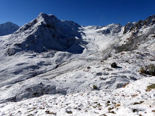 Glacier des Ecoulaies