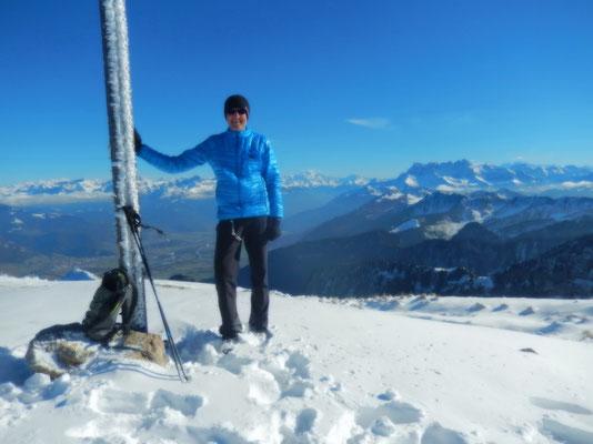 Le Grammont-Gipfel - 2172 M