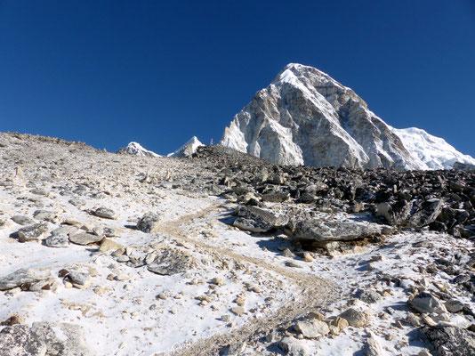 Kala Patthar-Nordgipfel 5643 M - Vor Pumori