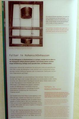 Wasserfolter in Hohenschönhausen