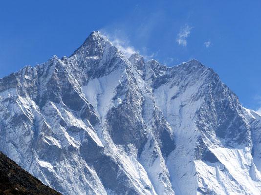 Lhotse 8516 M - Lhotse Shar 8382 M