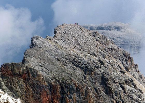 Gipfel der Eisseespitze - 3009 M