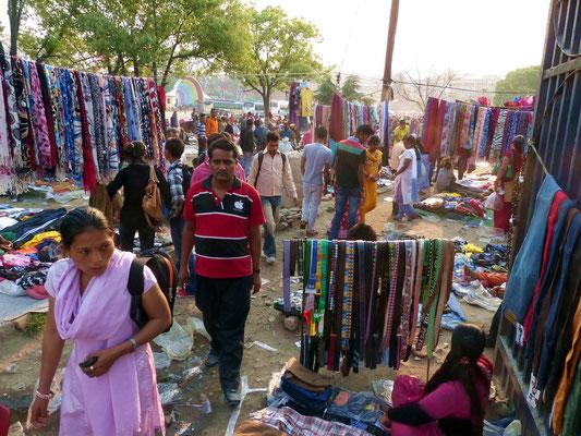 Nepalesischer Markt