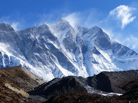 Lhotse-Südwand - 8516 M