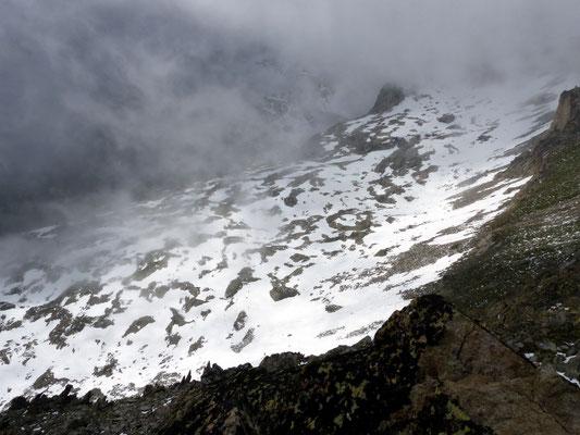 Gipfelblick nach SW