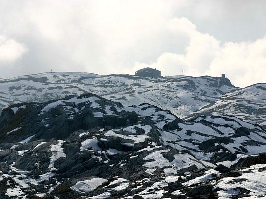 Rugghubelhütte - 2290 M
