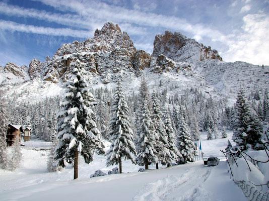 Monte Cristallo - 3221 M