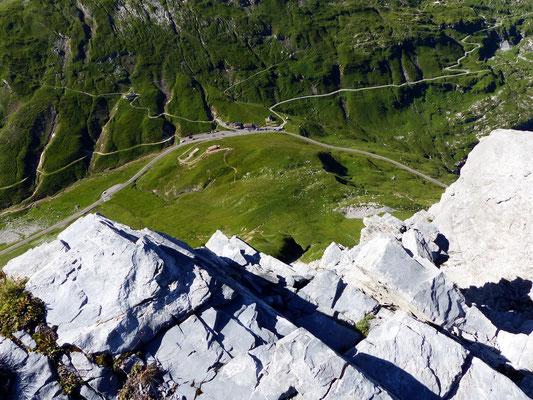 Gipfelblick - Klausenpass