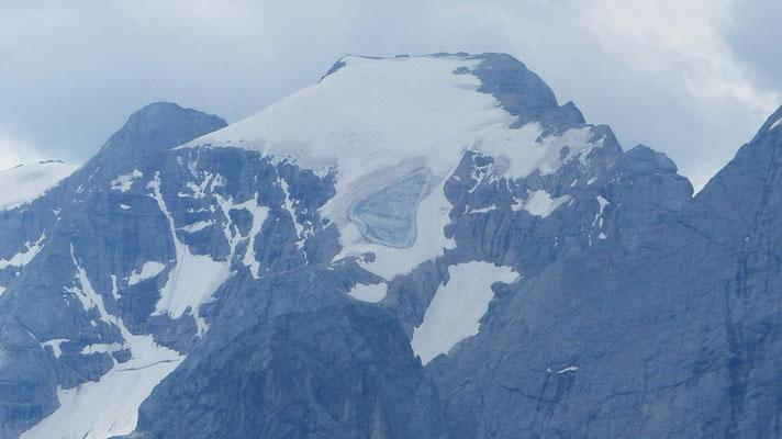 Marmolada-Westgrat und Punta Penia - 3343 M