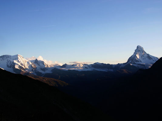 Klein Matterhorn - Matterhorn