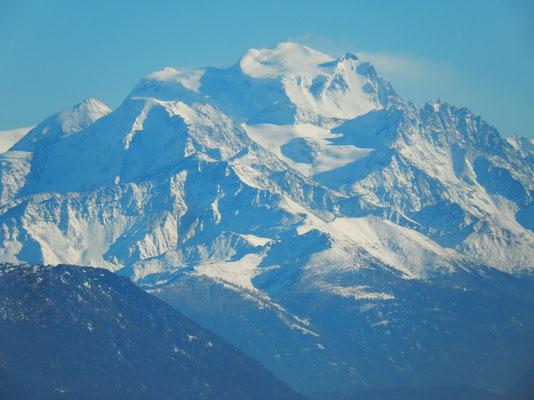 Gipfelblick - Grand Combin 4314 M