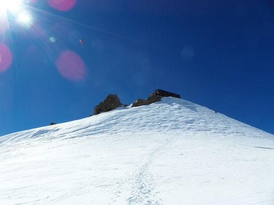 Signalkuppe - 4554 M