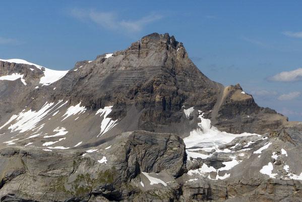 Gipfelblick: Grossstrubel, 3244 M