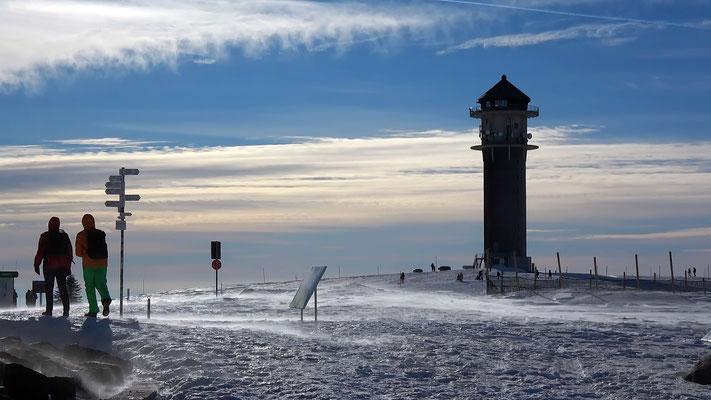 'Alter' Feldbergturm