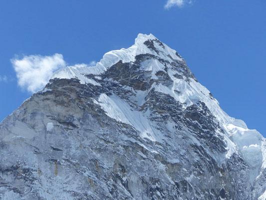 Ama Dablam-Gipfelaufbau