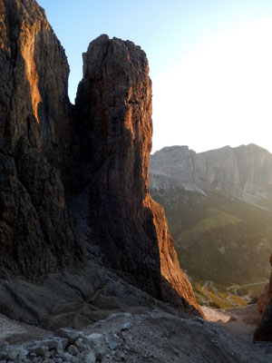 Campidel-Turm - 2586 M