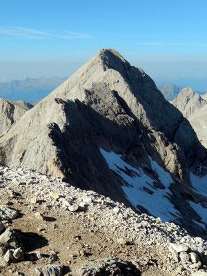 Gipfelblick nach Süd - Sasso Vernale, 3058 M