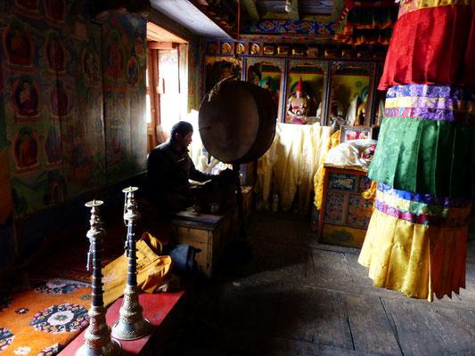 Lama - Pangboche Gompa