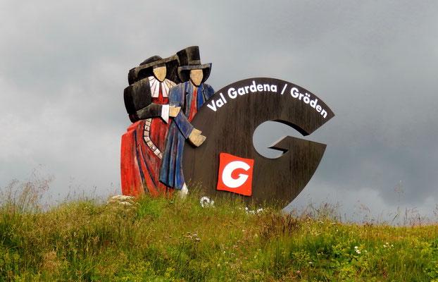 Im Val Gardena willkommen