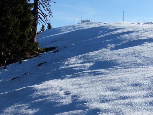 Furggelenstock-Gipfel - 1656 M