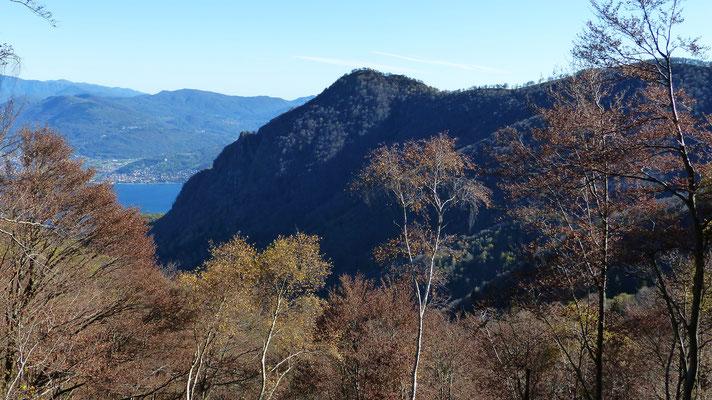 Cima di Morissolo - Blick von Il Colle