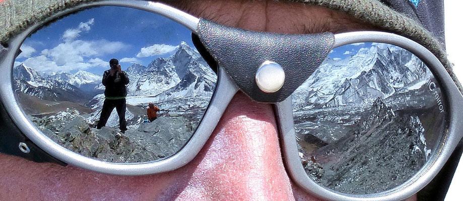Christophs Gletscherbrille