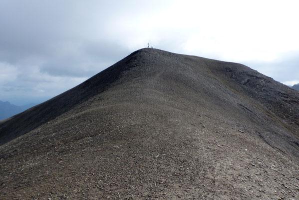 Arpelistock-Gipfelgrat