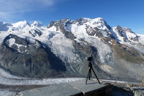 Zwilling - Breithorn - Klein Matterhorn