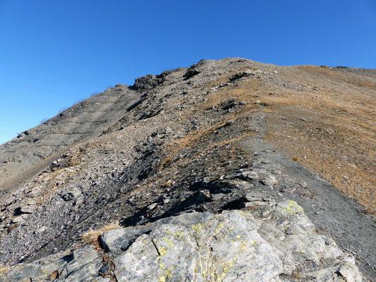 Auf dem Kammrücken - Ca. 2900 M