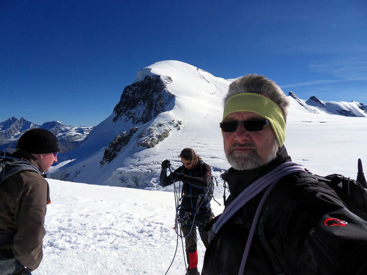 Ausstieg - Klein Matterhorn