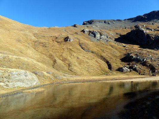 Lac du Tsaté - 2687 M