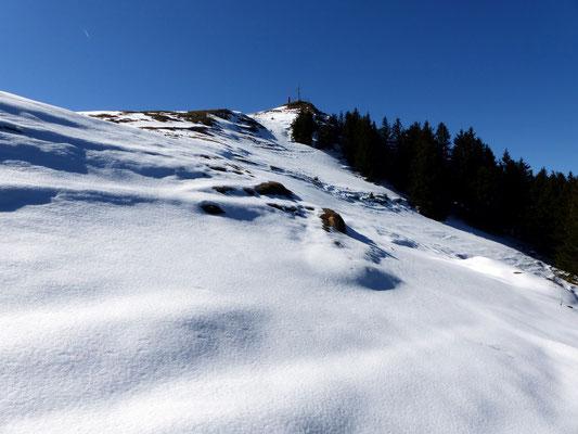 Nordflanke des Rigi-Rotstock