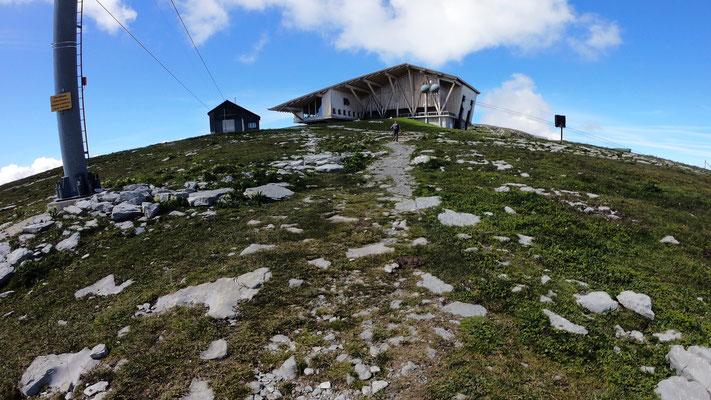 Chäserrugg-Bergstation