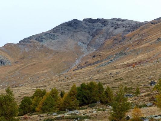 Pointe du Tsaté - 3078 M
