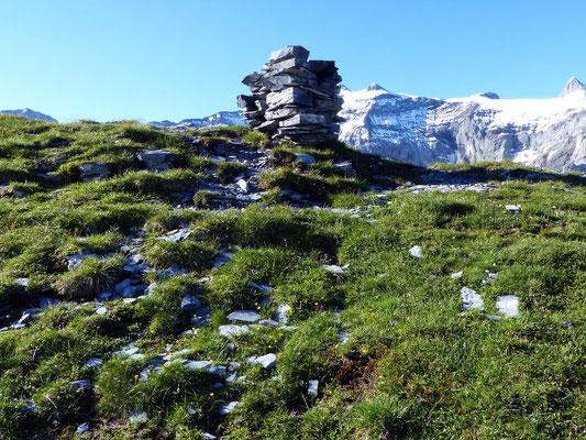 Am Gipfel des Märcher Stöckli - 2382 M