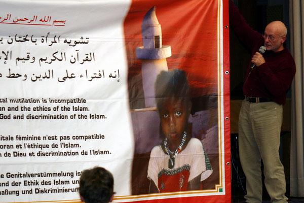 Motiv 5 - Kampf gegen die Verstümmelung weiblicher Geschlechtsorgane